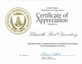 USDA certificate of appreciation 2013 (72ppi 4x)
