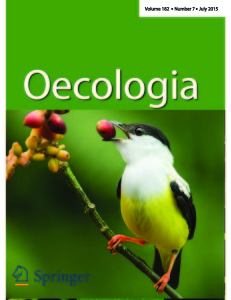 Oecologia July 2015