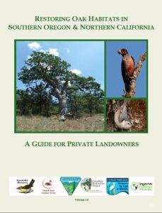 Oak Guide on Private Lands Cover Image (72ppi 5x6)