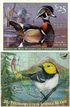 2019 Conservation Stamp Set 72ppi 3xX